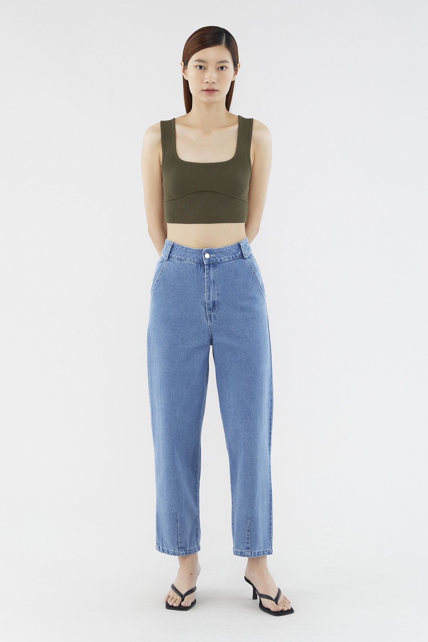 Molly Tapered Jeans