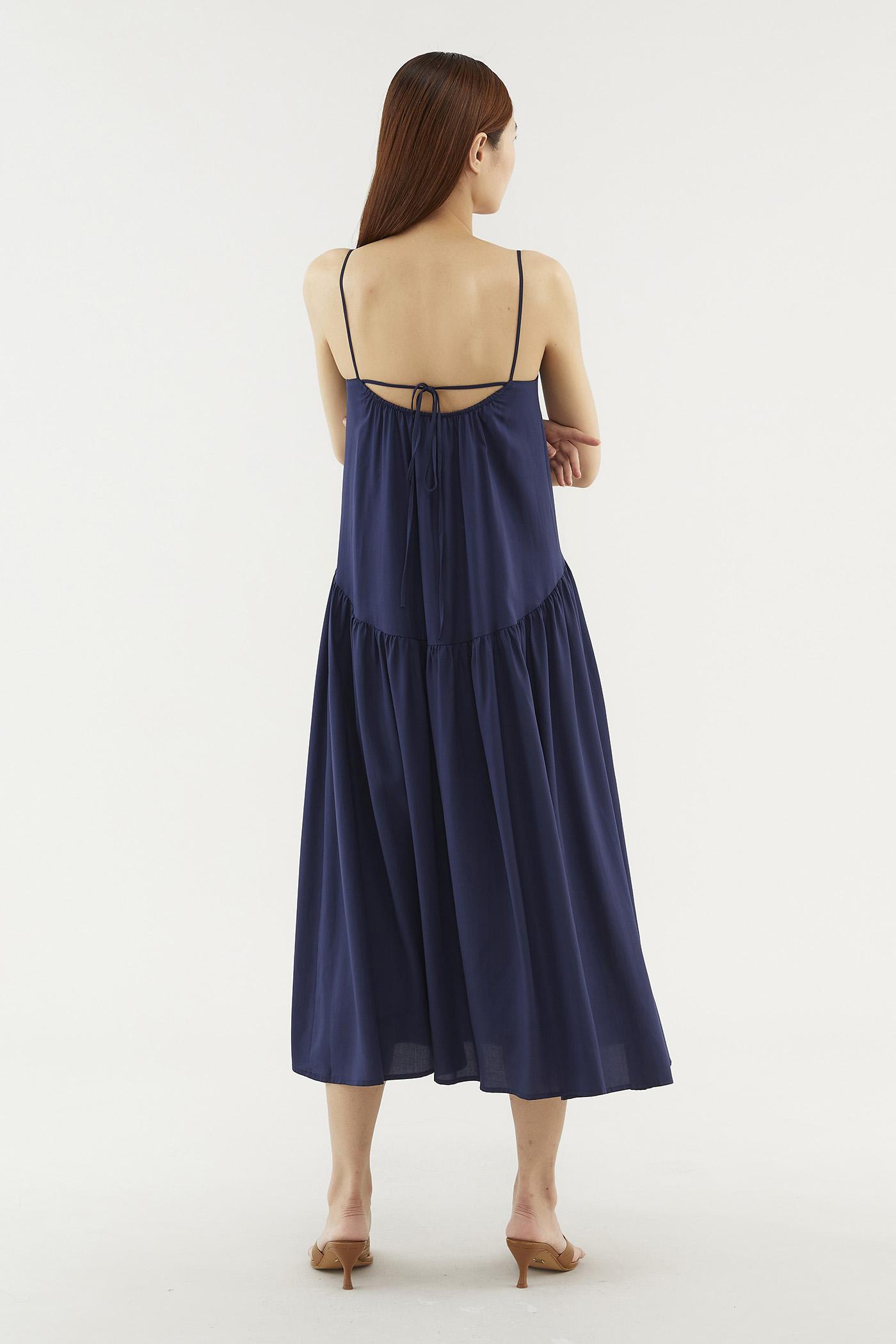 Rylyn Drop-waist Dress