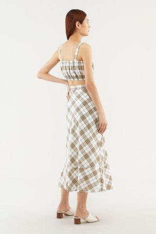 Kendi Midi Skirt
