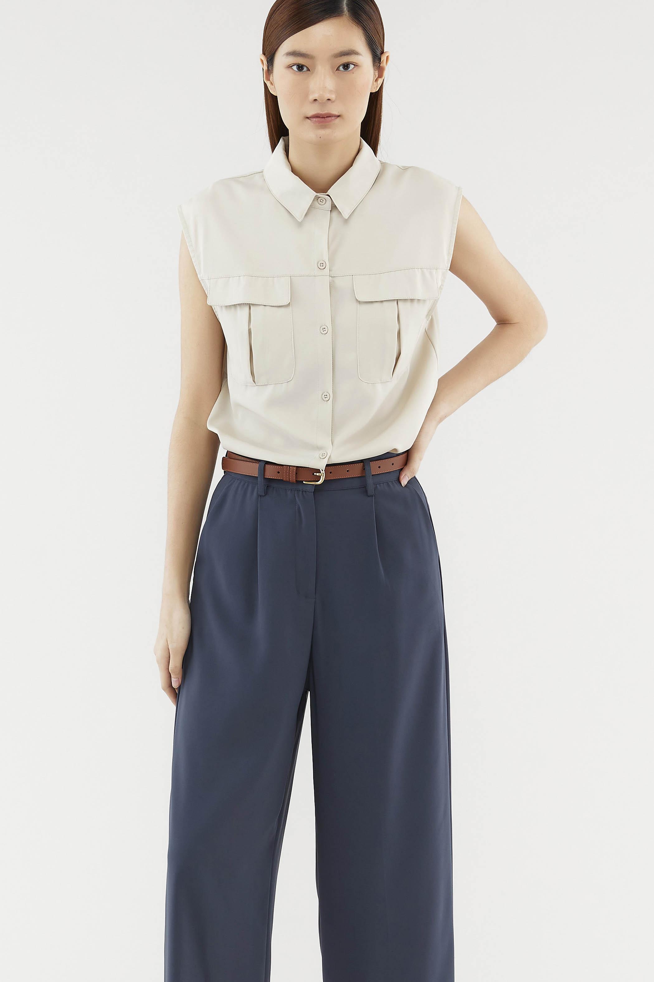 Deloise Pocket Shirt